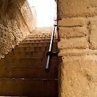 Stairs by tkubiena