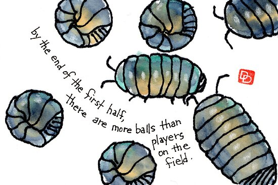 fifa world cup: armadillidiidae league (episode 3) by dosankodebbie