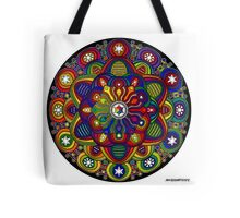Mandala 42 Rainbow Prints, Cards & Posters Tote Bag