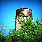 Water Tower by graceforever57