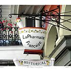 French Quarter Apothecary Sign   by Sandra Russell
