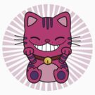 maneki cheshire by Ara mink