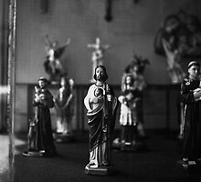 Plastic Jesus by Patrick T. Power