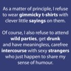 Matter of Principle by Christopher Muggridge