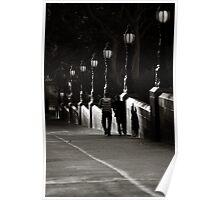 Morning walk Poster