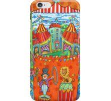 CIRCUS KUPUS iPhone Case/Skin