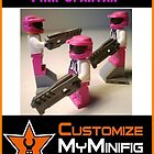 Customize My Minifig Collector Card 13 - Custom LEGO® 'Halo Wars Pink Spartan' by Chillee