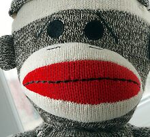 Sock Monkey by Ms-Bexy