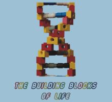 LEGO - The Building Blocks Of Life by Buleste