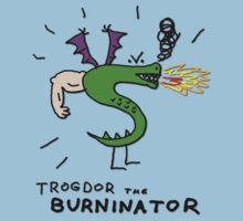 Trogdor, The Burninator by Joskar