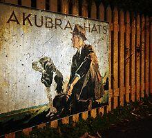 Akubra Hats by John Conway
