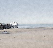 Vintage Blackpool by inkedsandra