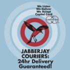 Jabberjay Couriers - We Listen!! by amanoxford