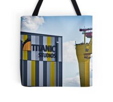 Titanic Series No12. Titanic Studio Tote Bag