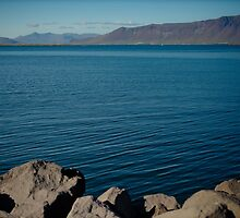 Crazy views of Iceland,  Reykjavik. by Cappelletti Benjamin