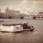 London, Along the River by James Taylor