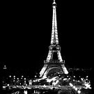 Eiffel Noir by fotoscontino