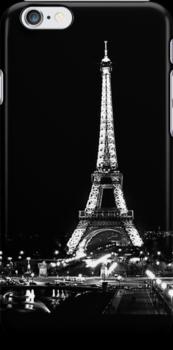 Eiffel Noir by fotoscontino