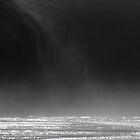 Mist on cliffs by Barry Hobbs