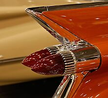 1959 Cadillac Convertible Tail Fin by SuddenJim
