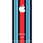 Martini Racing Colours iPhone Edition by samsphotos12