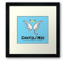 Megstiel Framed Print
