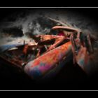 Rust In Peace by Greg Earl
