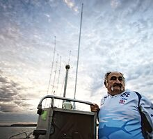 My Dad -  The Fisherman by Tam  Locke