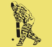 The Cricketer by best-designs