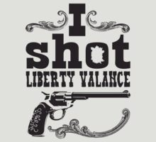 I shot Liberty Valance - Light colors by GabrielCDPX