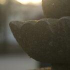 stone lantern by ladybug-zen