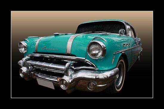 1956 Pontiac Star Chief by Keith Hawley