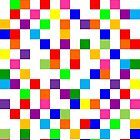 Colourful Squares by ToucanFace