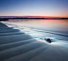 Blinking Billy Point, Tasmania by Chris Cobern