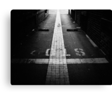 Street Level Canvas Print