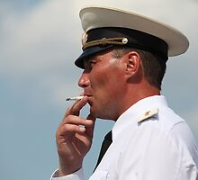 Warrant Officer by mrivserg