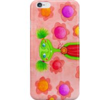 Lady Monster iPhone Case/Skin