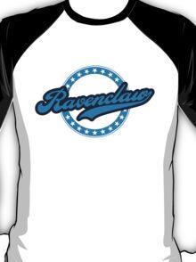 Ravenclaw Baseball Style Logo T-Shirt