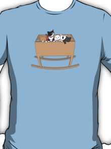 Cats in the cradle T-Shirt