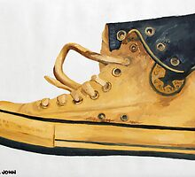 Chucks by Michael John