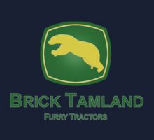 Brick Tamland: Furry Tractors by GhostGlide