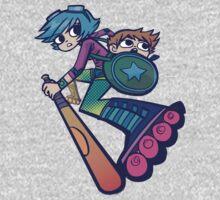 Ramona - Scott Pilgrim Kids Clothes