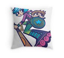 Ramona - Scott Pilgrim Throw Pillow