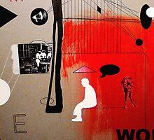 Orwellian dream by Loui  Jover
