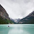 Lake Louise by CormacEby