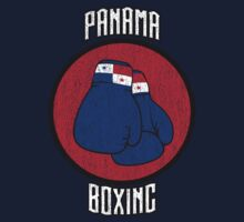 Panama Boxing by CreativoDesign