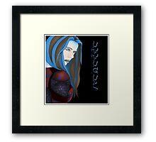 Illyria Framed Print