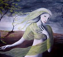 March Winds by Hannah Aradia
