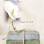 Days of old... by Maree Clarkson