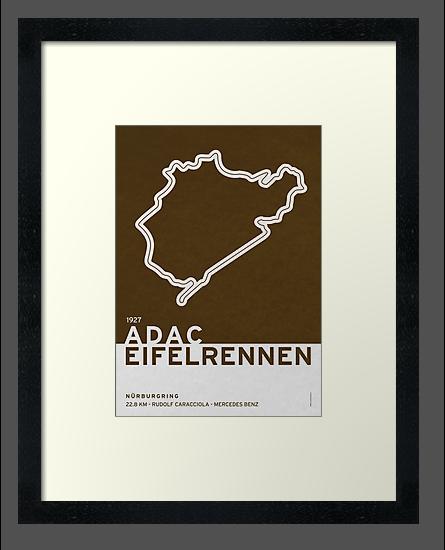 Legendary Races - 1927 Eifelrennen by Chungkong